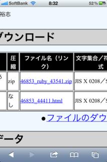 五月晴れのZIPファイル