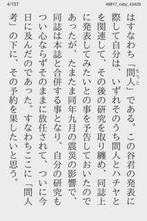 SkyBook 間人考4ページ目